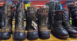 Как выбрать обувь для рыбалки. Обувь для зимней рыбалки